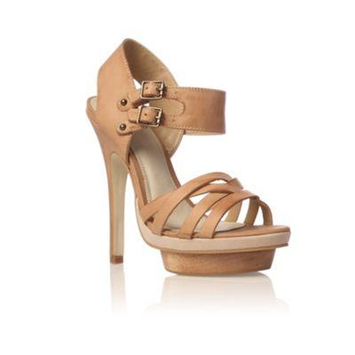 Camel Kinetic High Heel shoes