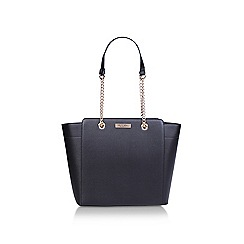 Carvela - Rate' tote with part chain