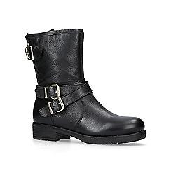 Carvela - 'Soulful' flat biker boots