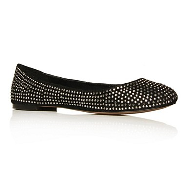 Black Lenka Flat Shoes