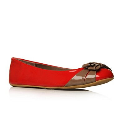 Red Lamp Flat shoes