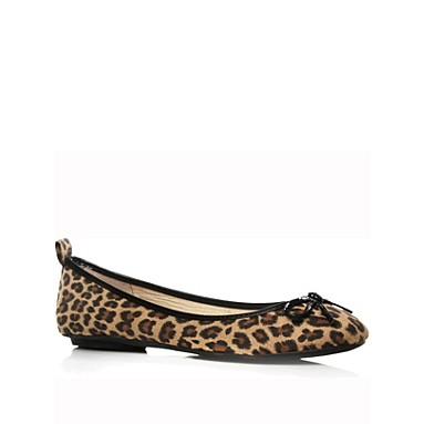 Tan Lola Flat shoes
