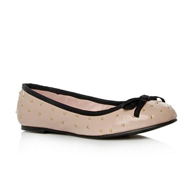 Nude Lucy Flat shoes