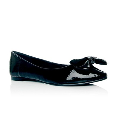 Black Lucinda Flat shoes