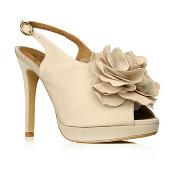 Nude Peony High heel shoes