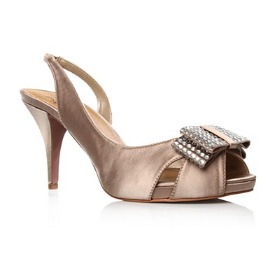 Nude Halston High heel shoes