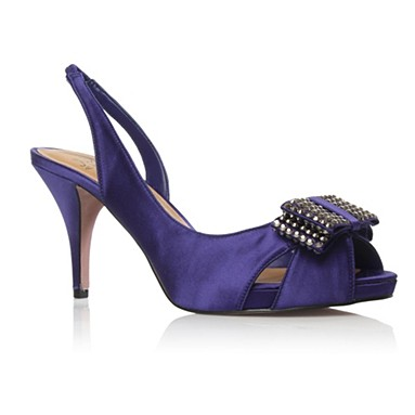 Blue Halston High heel shoes