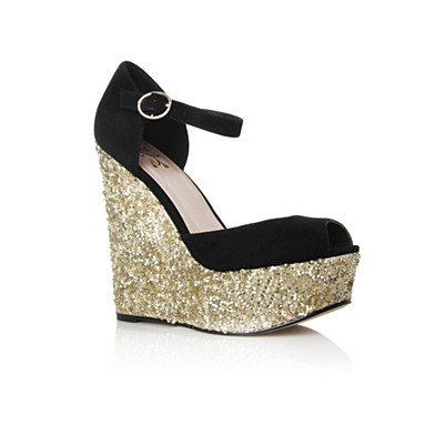 Black Tatiana High heel shoes