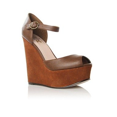 Tan Tatiana High heel shoes