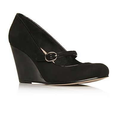 Black Aditi High heel shoes