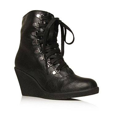 Black Filipe Ankle boots