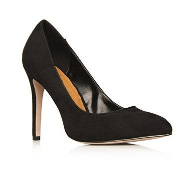 Black Dancer High heel shoes