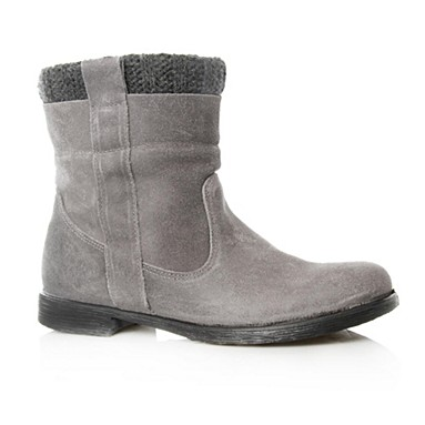 Grey Felix Ankle boots
