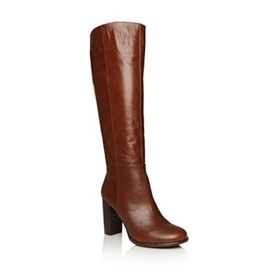 Brown Farah Knee High Boots