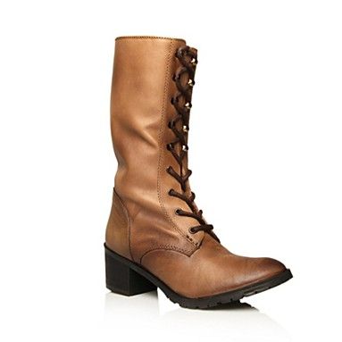 Tan Fagin Ankle boots