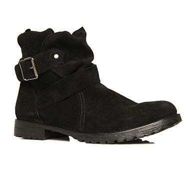 Black Farrow Ankle Boots