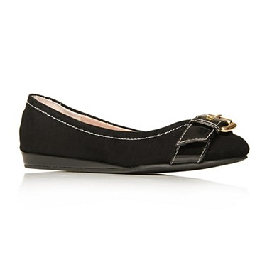 Black Lohan Flat shoes