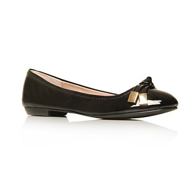 Black Lindsey Flat shoes
