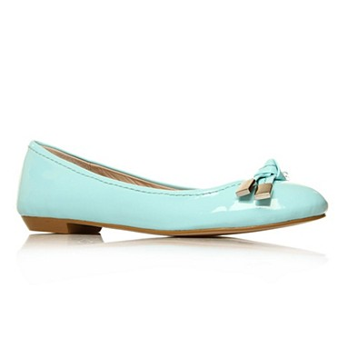 Blue Lindsey Flat shoes