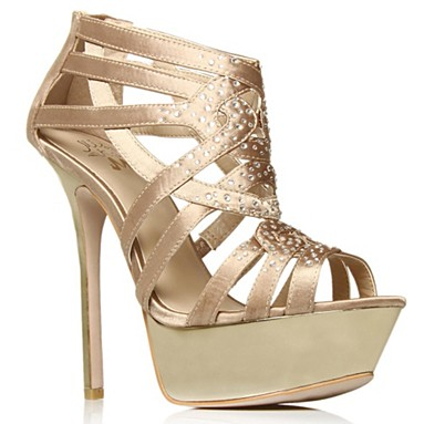 Nude Harvey High heel shoes