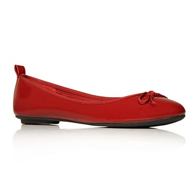 Red Lola 2 Flat shoes