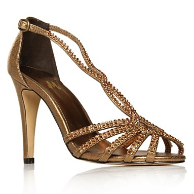 Metallic Pippa High heel shoes