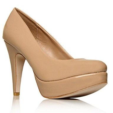 Camel Belle High heel shoes