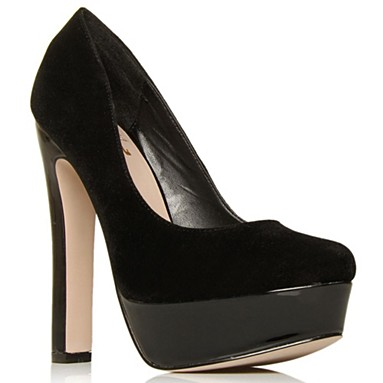 Black Esther High heel shoes