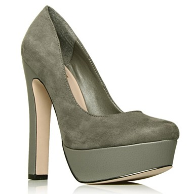 Grey Esther High heel shoes