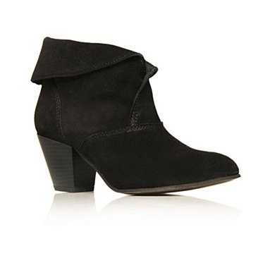 Black Farly Ankle boots
