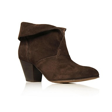 Brown Farly Ankle boots