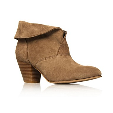 Taupe Farly Ankle boots