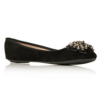 Black Lolita Flat shoes