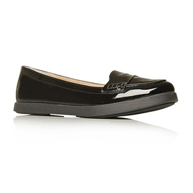 Black Lionel Flat shoes