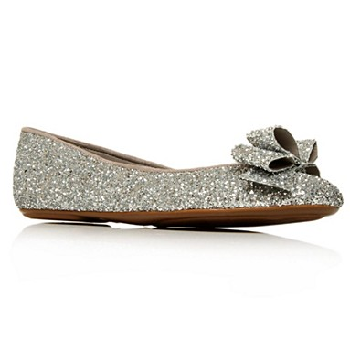 Silver Lolly Flat shoes