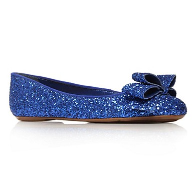 Blue Lolly Flat shoes