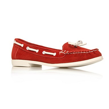 Red Lawson Flat shoes