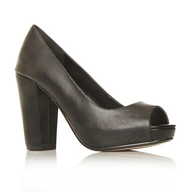 Black Elisha High heel shoes