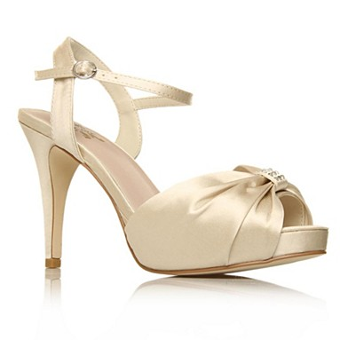 Cream Harper High Heel Shoes