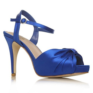 Blue Harper High Heel Shoes