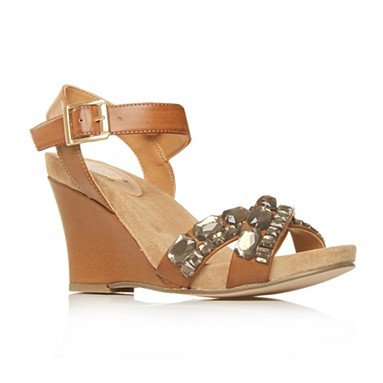 Tan Mason High Heel Shoes