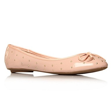 Nude Leanne Flat Shoes