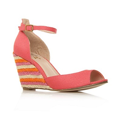 Pink Mosaic High Heel Shoes