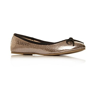 Metallic Harmony Flat shoes
