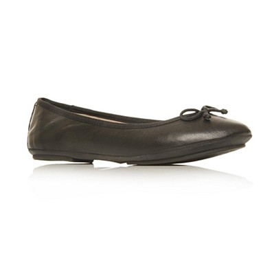 Black Harriet Flat shoes