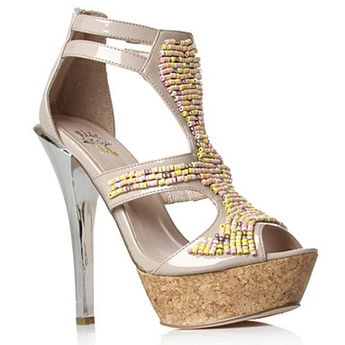 Nude Hoxton High Heel Shoes