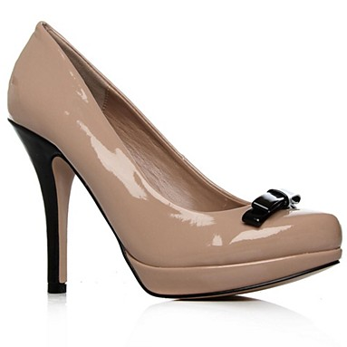 Nude Damson High Heel Shoes