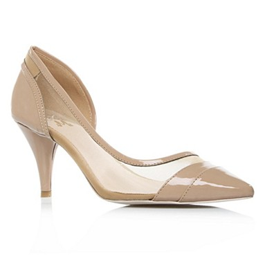 Camel Diva High Heel Shoes