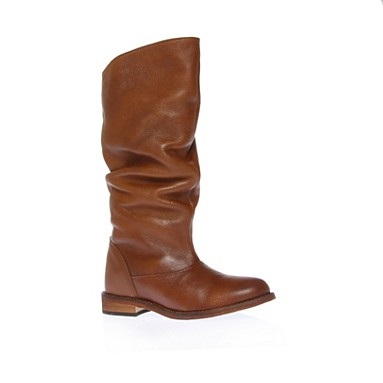 Misskg 'Winchester' Dark Brown Ankle Boots