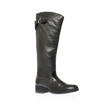 Whip' by Miss KG flat soled knee high boot Ankle Boots